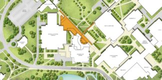Site Plan for SLC/PAC Expansion
