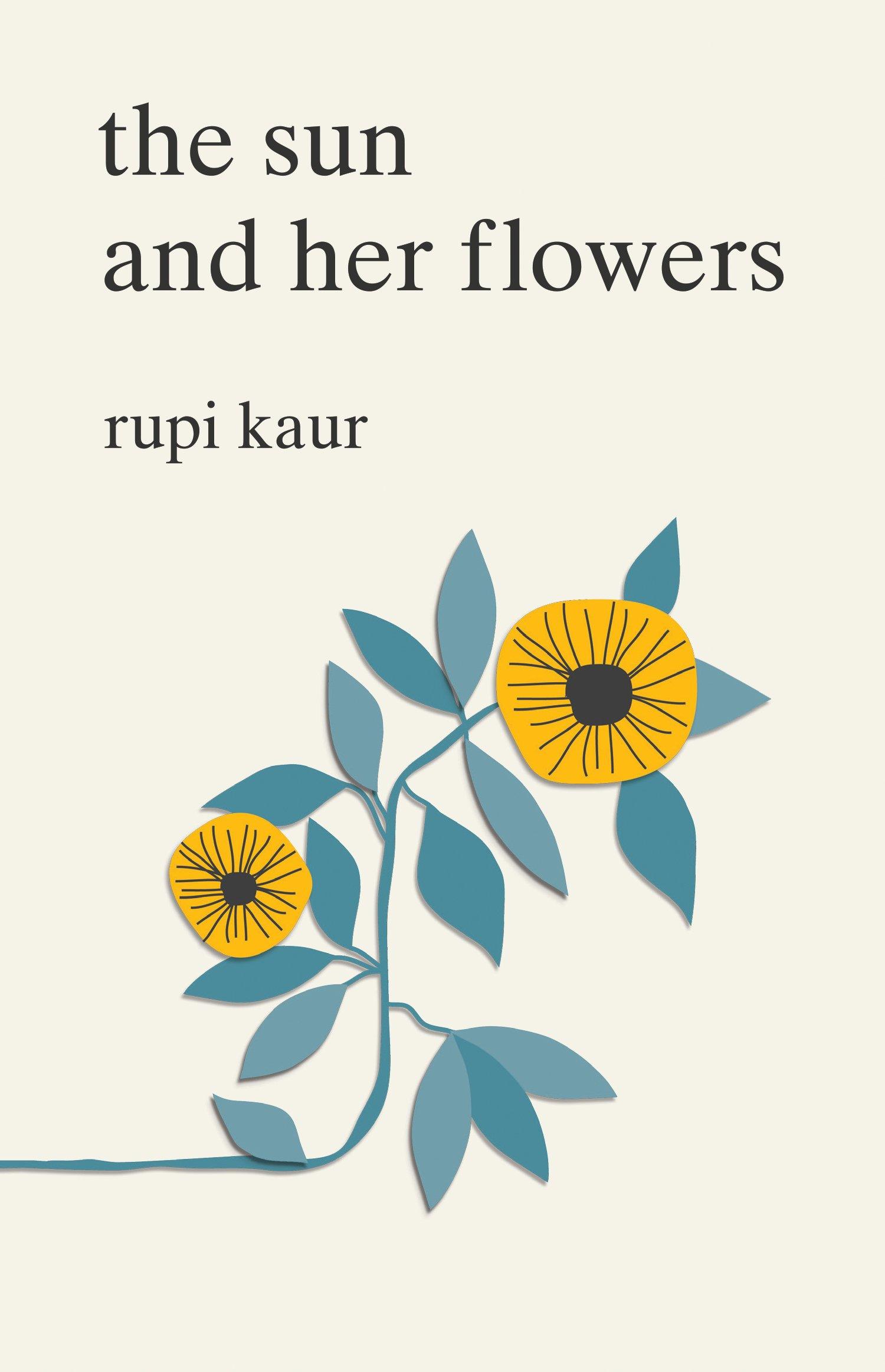 Book Review: the sun and her flowers | Imprint