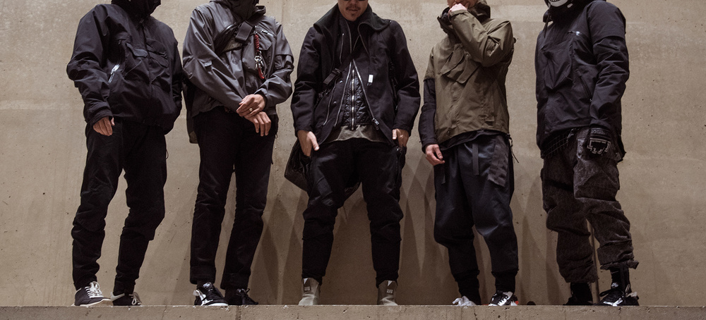 65aaa8b1ed Techwear trends take centre stage   Imprint