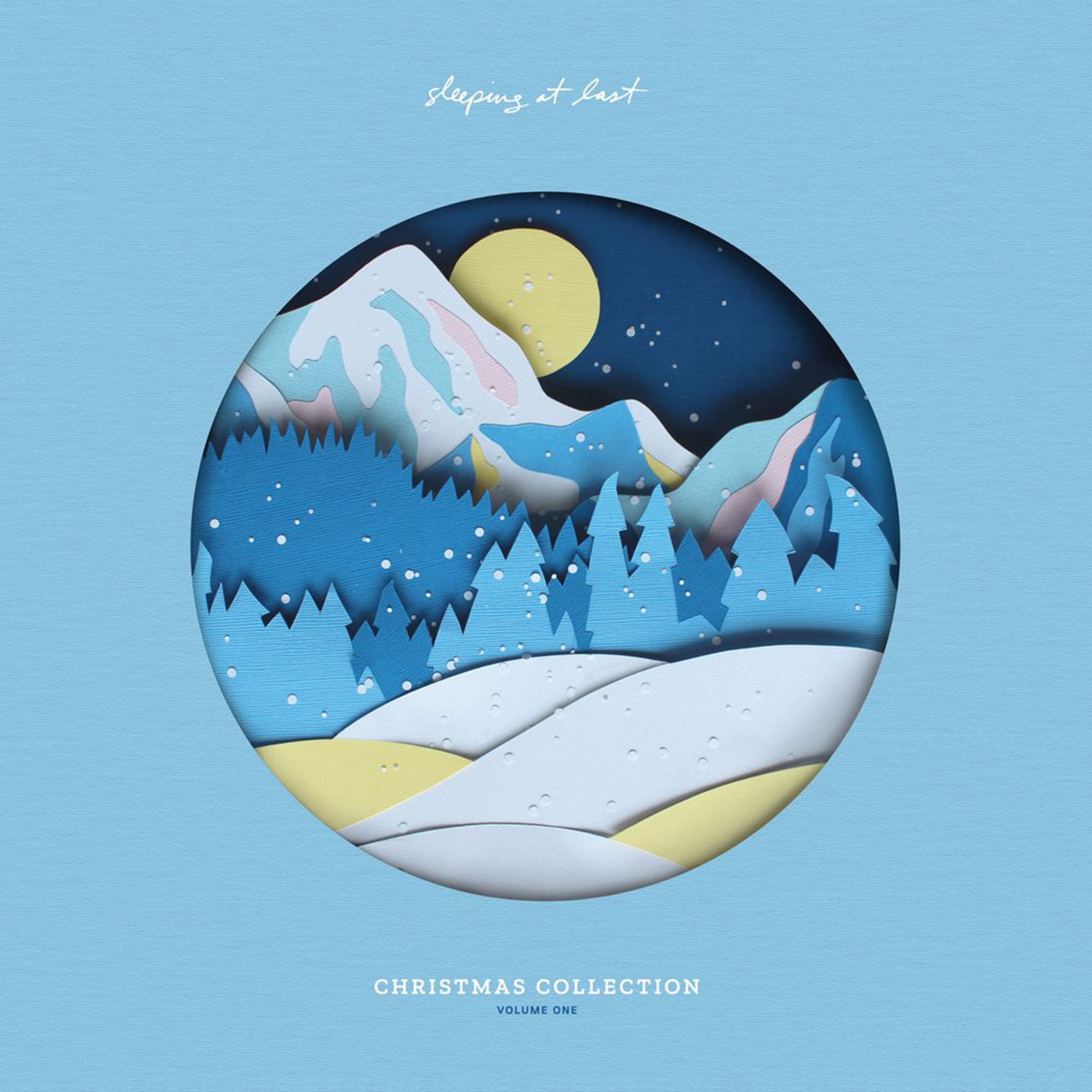 Last Christmas Album Cover.Album Review Sleeping At Last S Christmas Collection Imprint
